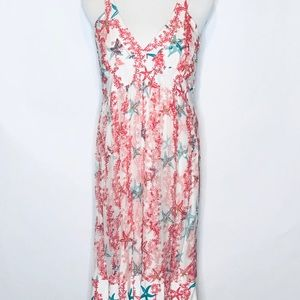 Letarte Dresses - NWT LeTarte Swimwear Starfish Short Dress m